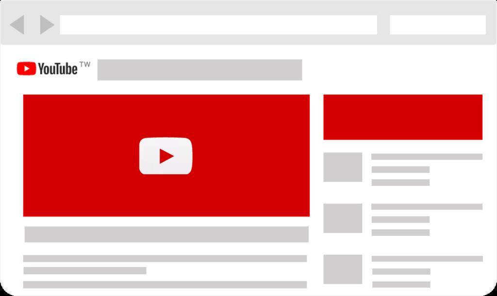 YouTube TrueView Instream